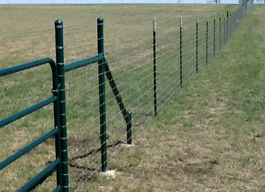 Livestock Fencing Farm Fence Animal Fence Horse Fence