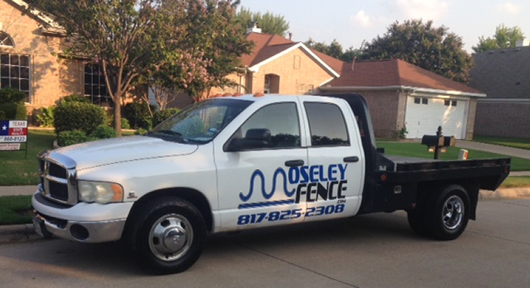 Moseley Fence LLC, custom fence for Cleburne, Aledo, Weatherford and surrounding metroplex. www.moseleyfence.com
