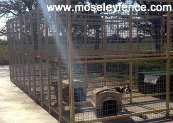 Dog Kennel Construction