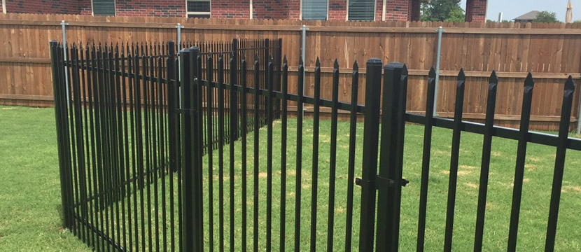 Moseley Commercial Fence